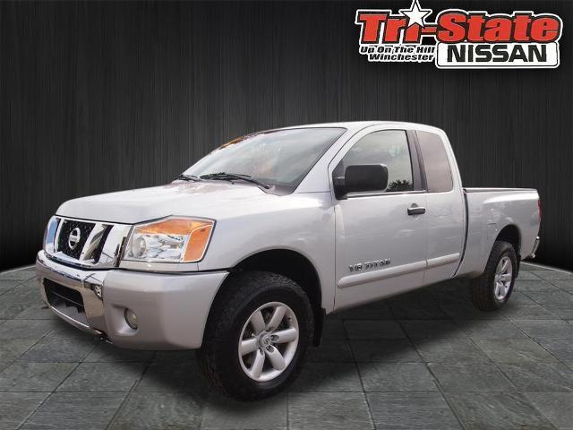 2012 Nissan Titan SV Extended Cab Pickup for sale in Winchester for $25,494 with 43,278 miles.