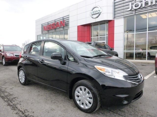 2014 Nissan Versa Note Hatchback for sale in Morgantown for $14,900 with 9,650 miles