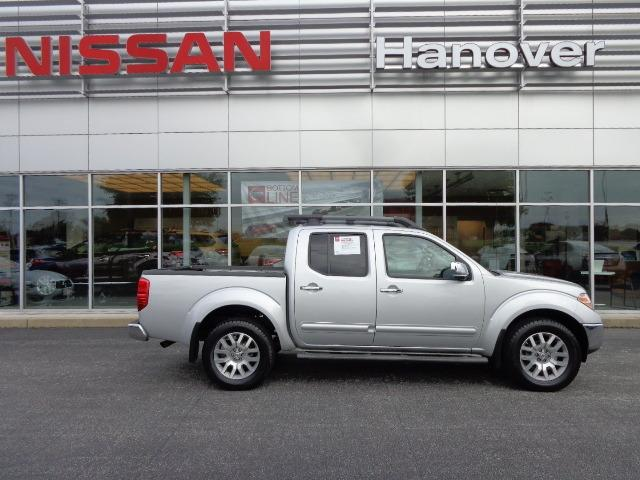 2012 Nissan Frontier SL Crew Cab Pickup for sale in Hanover for $26,975 with 46,407 miles.