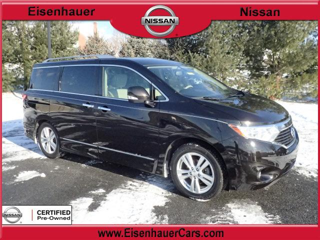 2012 Nissan Quest LE Minivan for sale in Wernersville for $26,459 with 39,233 miles.