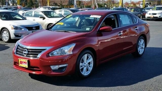 2013 Nissan Altima 2.5 SV Sedan for sale in Monmouth Junction for $18,495 with 12,232 miles