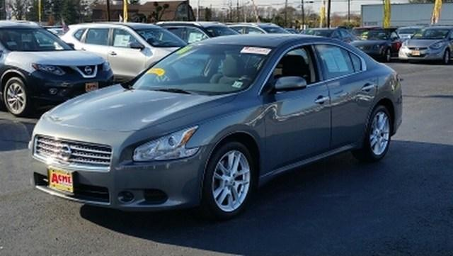 2011 Nissan Maxima S Sedan for sale in Monmouth Junction for $17,995 with 47,437 miles.