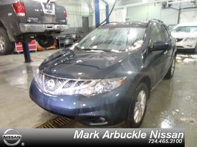 2013 Nissan Murano SL SUV for sale in Indiana for $30,985 with 14,480 miles