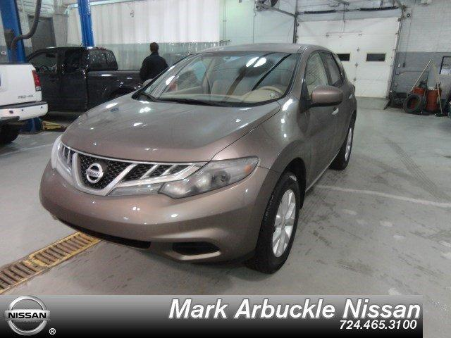 2013 Nissan Murano S SUV for sale in Indiana for $23,975 with 14,944 miles.