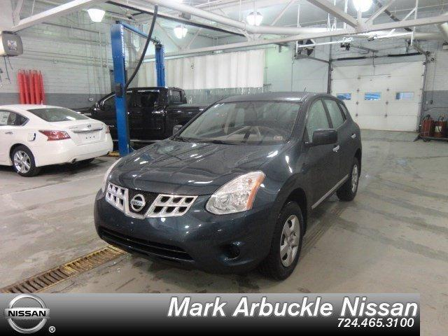 2012 Nissan Rogue S SUV for sale in Indiana for $17,955 with 24,482 miles
