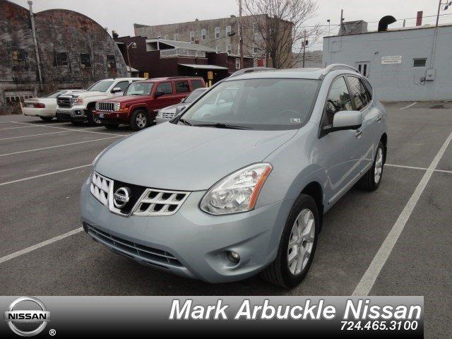 2012 Nissan Rogue SV SUV for sale in Indiana for $18,955 with 54,069 miles