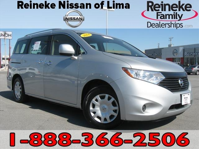 2014 Nissan Quest Minivan for sale in Lima for $22,968 with 11,480 miles