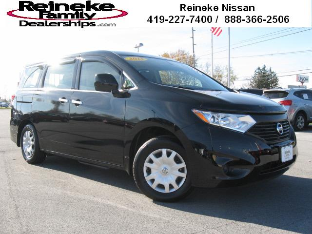 2013 Nissan Quest S Minivan for sale in Lima for $21,993 with 11,072 miles.