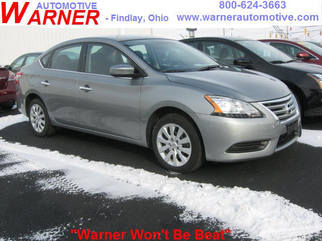 2013 Nissan Sentra S Sedan for sale in Findlay for $15,409 with 13,622 miles.