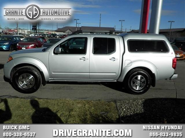 2011 Nissan Frontier Crew Cab Pickup for sale in Rapid City for $26,995 with 49,576 miles.