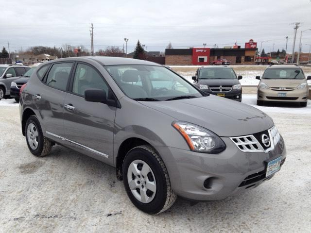 2014 Nissan Rogue Select S SUV for sale in Brainerd for $19,488 with 4,008 miles.