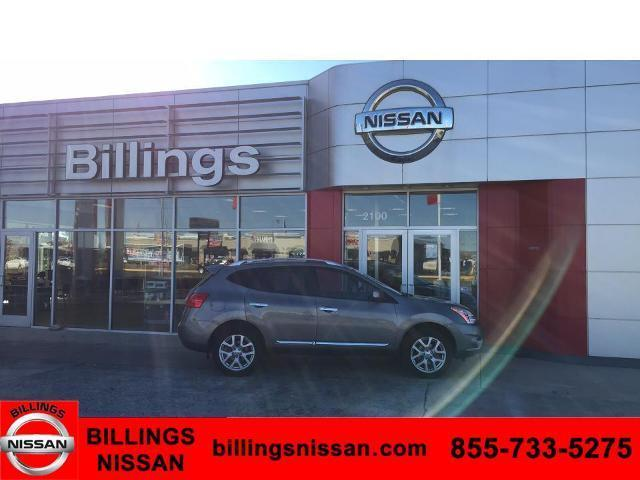 2011 Nissan Rogue SV SUV for sale in Billings for $21,500 with 26,670 miles.