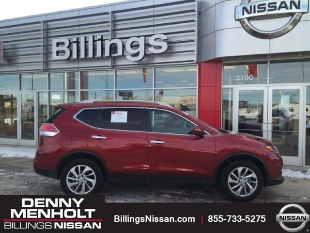 2014 Nissan Rogue SV SUV for sale in Billings for $30,900 with 13,229 miles.