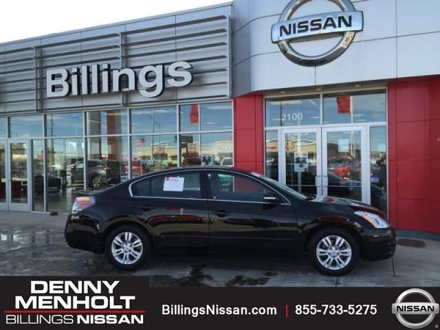 2012 Nissan Altima Sedan for sale in Billings for $19,500 with 19,891 miles