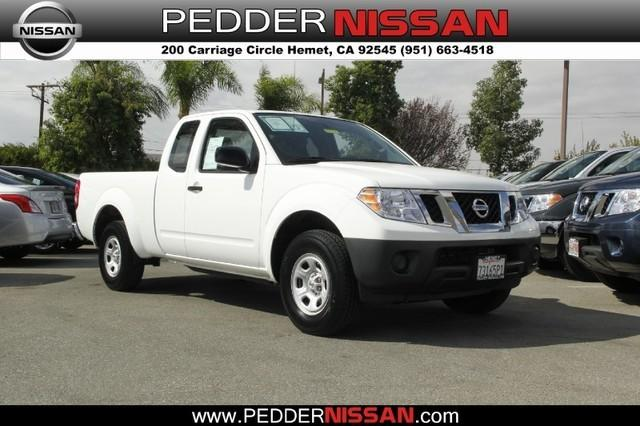 2014 Nissan Frontier S Extended Cab Pickup for sale in Hemet for $21,995 with 3,917 miles.