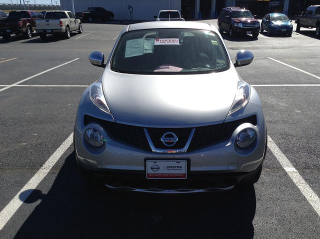 2012 Nissan Juke S SUV for sale in San Angelo for $18,988 with 8,809 miles.