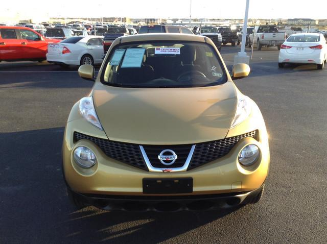 2013 Nissan Juke S SUV for sale in San Angelo for $14,988 with 33,201 miles.