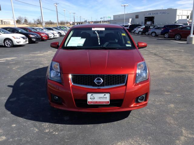 2011 Nissan Sentra 2.0 Sedan for sale in San Angelo for $12,988 with 38,102 miles.