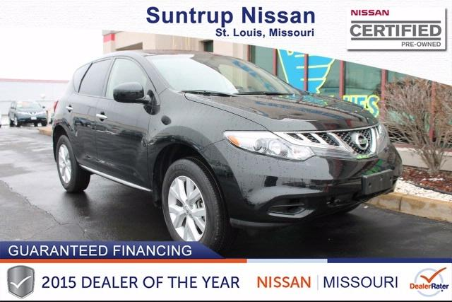 2014 Nissan Murano S SUV for sale in Saint Louis for $23,987 with 27,943 miles
