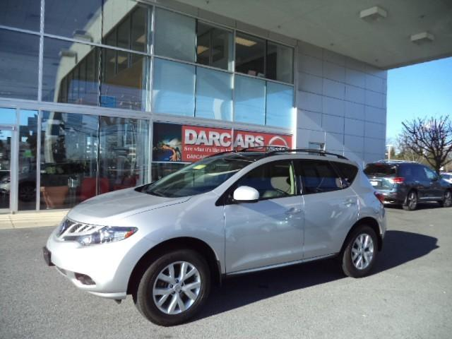 2012 Nissan Murano SL SUV for sale in Rockville for $28,977 with 15,493 miles.