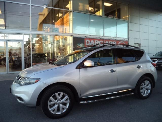 2012 Nissan Murano SL SUV for sale in Rockville for $26,977 with 22,749 miles.