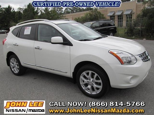 2011 Nissan Rogue Krom SUV for sale in Panama City for $16,950 with 43,935 miles.