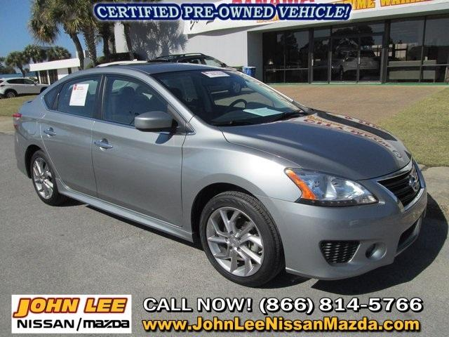 2013 Nissan Sentra SR Sedan for sale in Panama City for $17,968 with 12,168 miles.