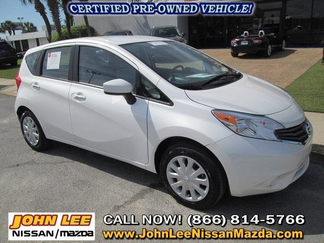 2015 Nissan Versa Note SV Hatchback for sale in Panama City for $14,963 with 4,721 miles