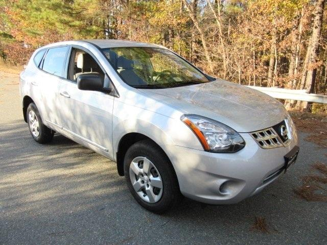 2014 Nissan Rogue Select S SUV for sale in Chester for $18,300 with 4,797 miles.