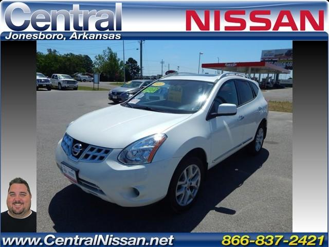 2011 Nissan Rogue SUV for sale in Jonesboro for $16,990 with 67,436 miles.