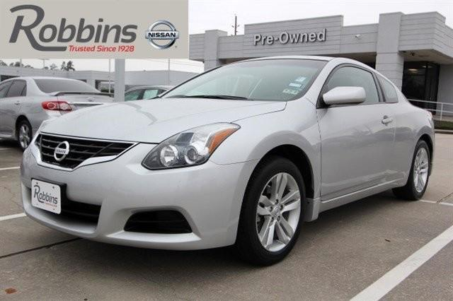 2013 Nissan Altima 2.5 S Coupe for sale in Humble for $17,897 with 20,161 miles.