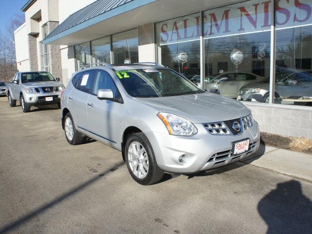 2012 Nissan Rogue SV SUV for sale in Salem for $21,495 with 17,540 miles.