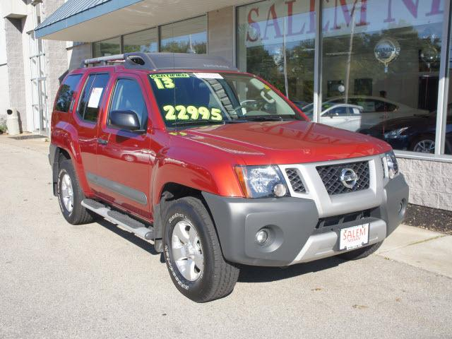 2013 Nissan Xterra S SUV for sale in Salem for $22,995 with 32,229 miles.
