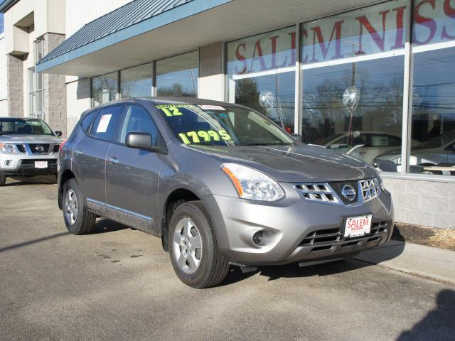 2012 Nissan Rogue S SUV for sale in Salem for $18,495 with 31,174 miles.