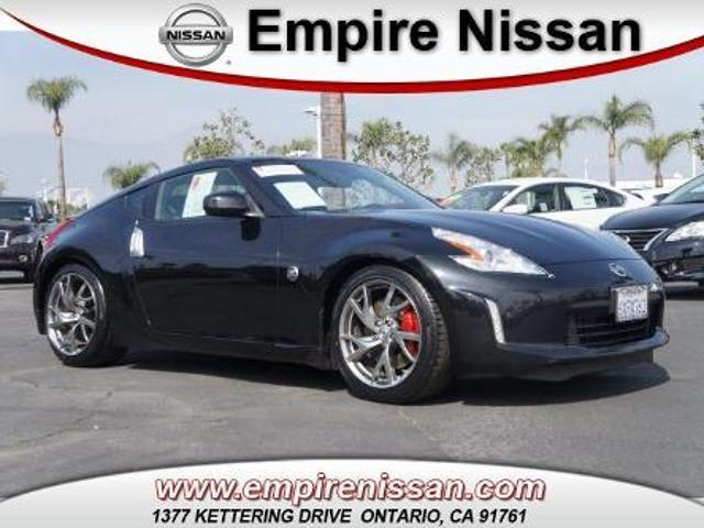 2013 Nissan 370Z Coupe for sale in Ontario for $31,995 with 43,692 miles.