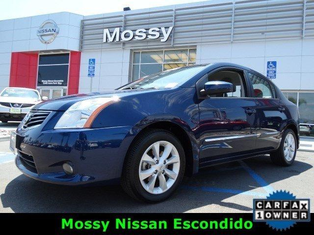 2012 Nissan Sentra 2.0 SL Sedan for sale in Escondido for $12,491 with 43,854 miles.