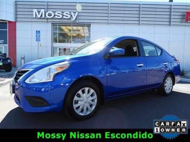 2015 Nissan Versa 1.6 SV Sedan for sale in Escondido for $13,995 with 2,006 miles.