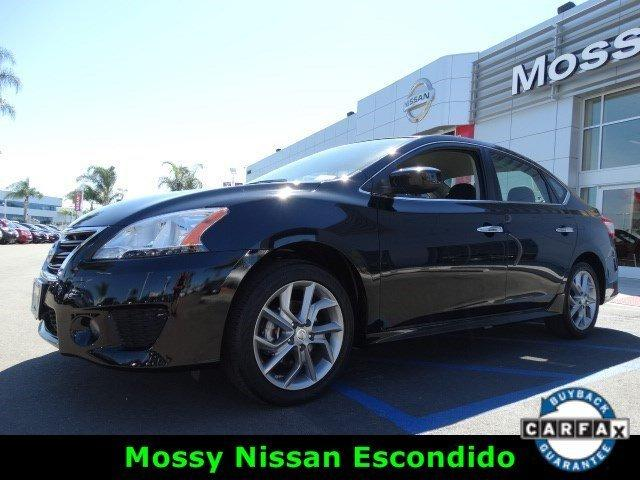 2013 Nissan Sentra SR Sedan for sale in Escondido for $14,991 with 13,950 miles.