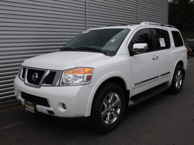 2011 Nissan Armada Platinum for sale in Everett