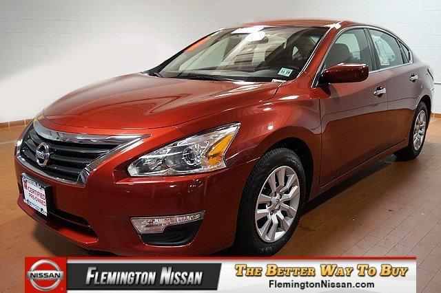 2015 Nissan Altima 2.5 S Sedan for sale in Flemington for $19,990 with 3,219 miles