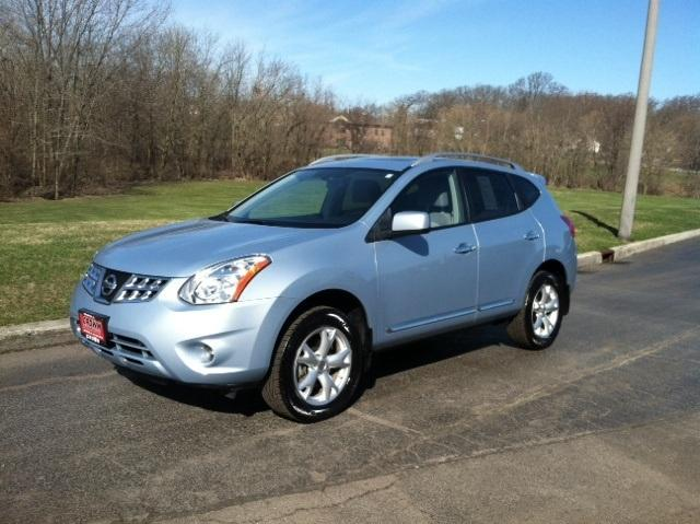 2011 Nissan Rogue SV SUV for sale in Decatur for $18,995 with 51,037 miles