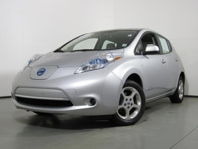 2012 Nissan Leaf SV Hatchback for sale in Cary for $11,950 with 29,345 miles