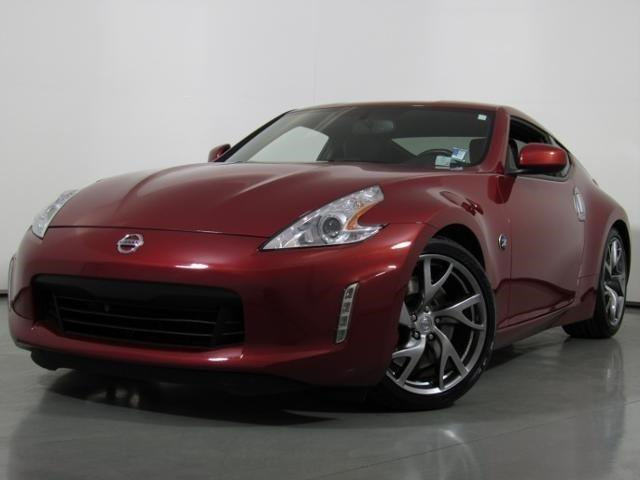 2014 Nissan 370Z Touring Coupe for sale in Cary for $29,450 with 27,785 miles.