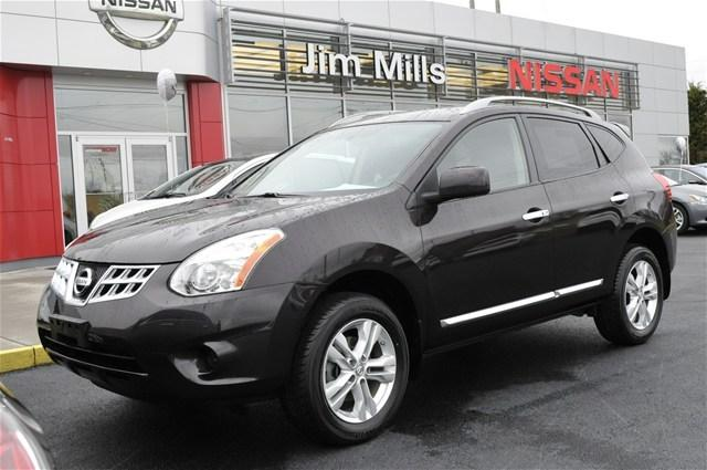 2012 Nissan Rogue S SUV for sale in Ridgeway for $20,881 with 27,457 miles