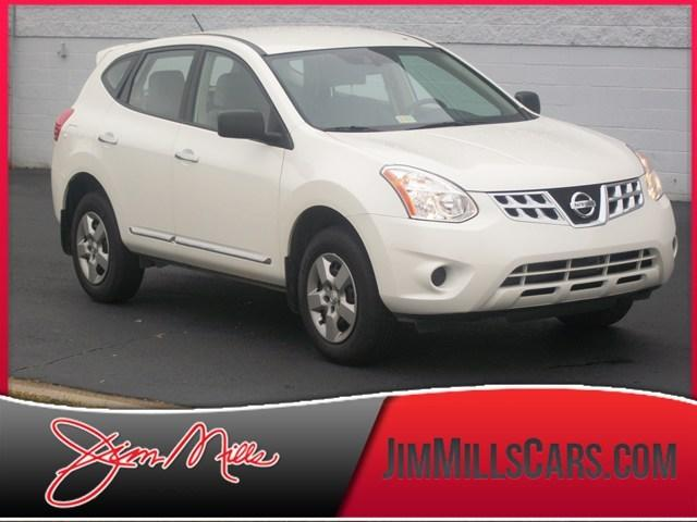 2013 Nissan Rogue SUV for sale in Ridgeway for $19,881 with 10,819 miles.