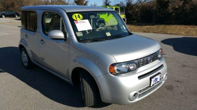 2014 Nissan Cube Hatchback for sale in Staunton for $19,000 with 7,370 miles