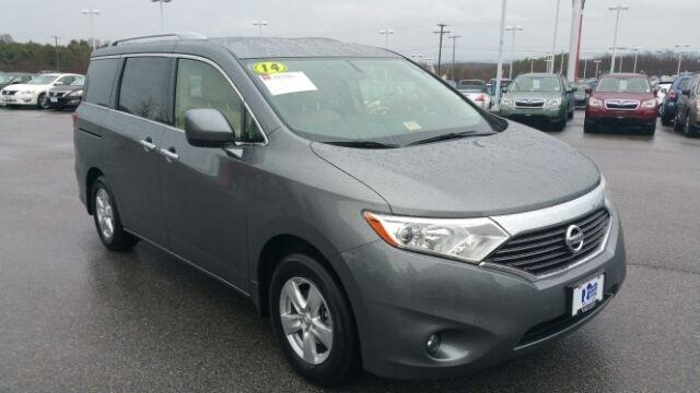 2014 Nissan Quest SV Minivan for sale in Staunton for $31,500 with 2,565 miles