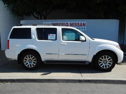 2011 Nissan Pathfinder LE SUV for sale in Garden Grove for $24,995 with 38,222 miles.