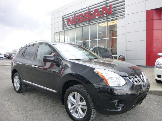 2013 Nissan Rogue SV SUV for sale in Morgantown for $21,375 with 45,906 miles