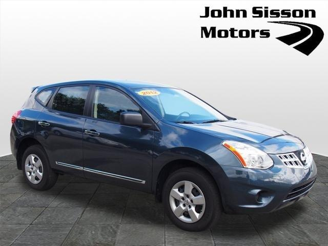 2012 Nissan Rogue S SUV for sale in Washington for $18,521 with 34,927 miles.